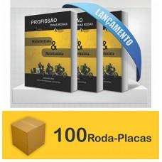 Pacote de 100 Profissão Duas Rodas - Formação de Motofrete e Mototaxista (R$ 2,20 cada)