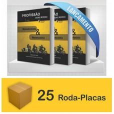 Pacote de 25 Profissão Duas Rodas - Formação de Motofrete e Mototaxista (R$ 2,40 cada)