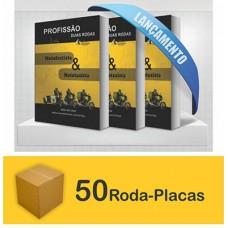 Pacote de 50 Profissão Duas Rodas - Formação de Motofrete e Mototaxista (R$ 2,30 cada)