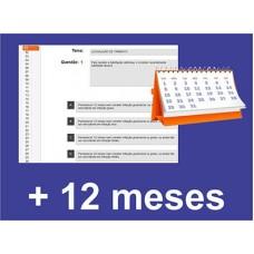 RENOVAÇÃO (+ 12 MESES) Simulado online do DETRAN
